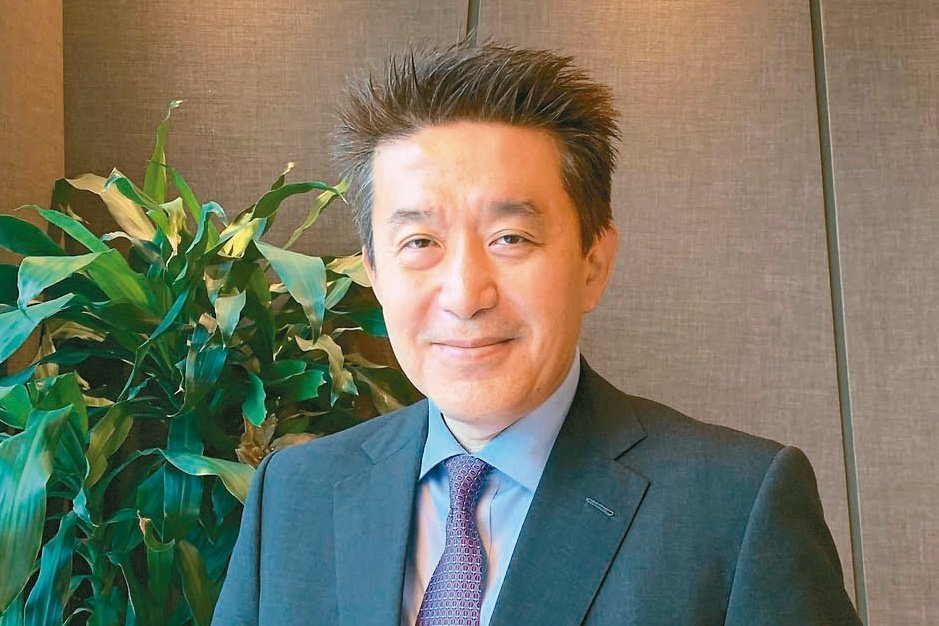 MSCI亞太區前業務總裁林偉傑。照片來源:MSCI
