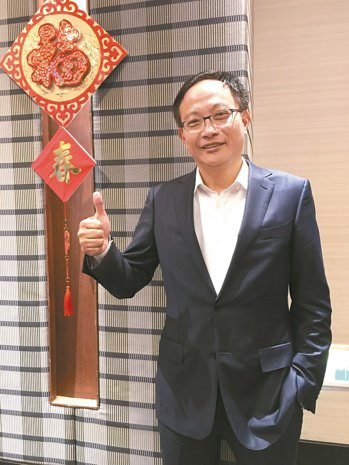 凌華董事長劉鈞(本報系資料庫)