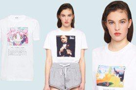 從湯姆貓、美少女戰士到教父 MIU MIU新T恤限定上市
