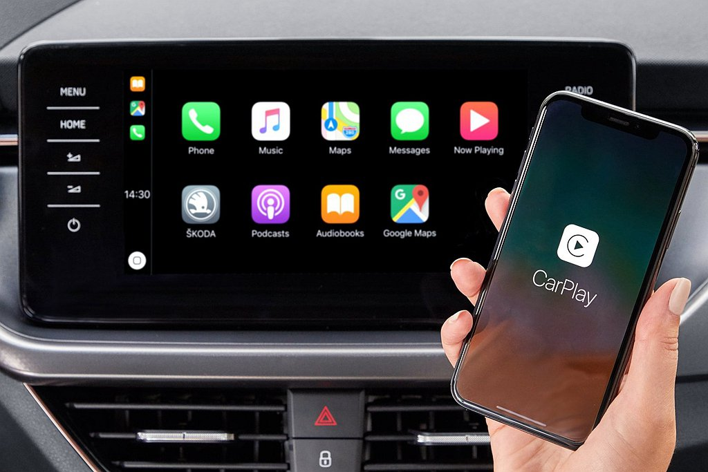 SKODA Taiwan宣告即日起開通Android Auto以及無線Apple...