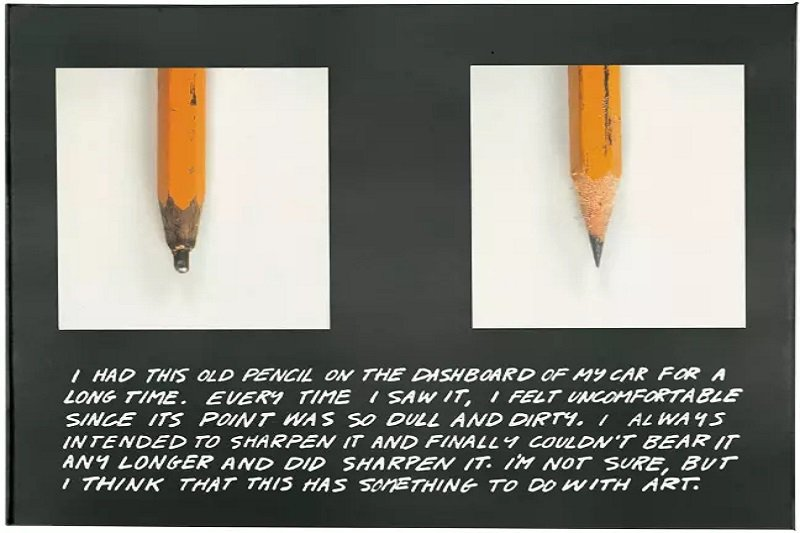 《鉛筆的故事》(The Pencil Story)