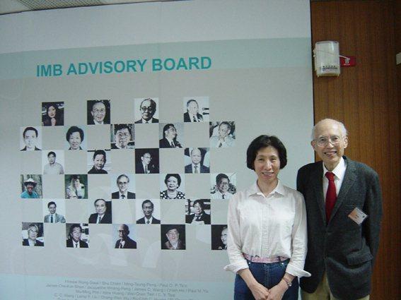 吳瑞教授(1928~2008 年)是中研院第 14 屆院士,於 1989 年回臺...