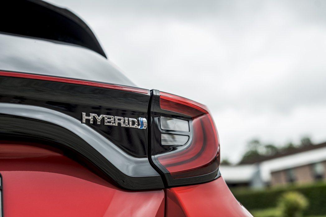 大多數歐洲消費者選購Toyota Yaris時,都傾向選擇Hybrid油電混合版...