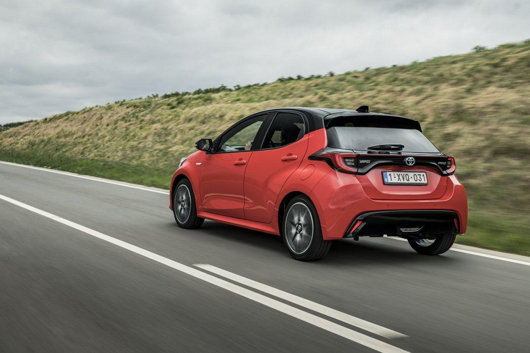 第四代Toyota Yaris以266票奪下2021歐洲年度風雲車大獎。 摘自T...