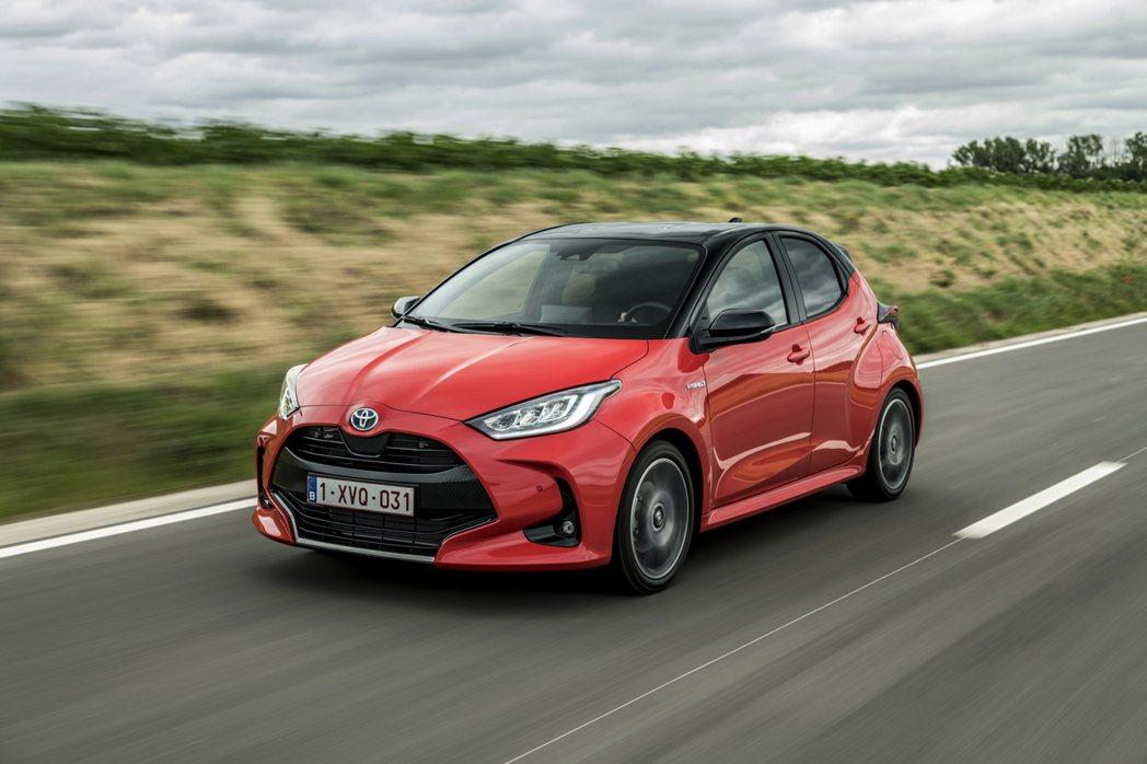 Toyota Yaris上次成為歐洲年度風雲車大獎已經要回溯到2000年了。 摘...
