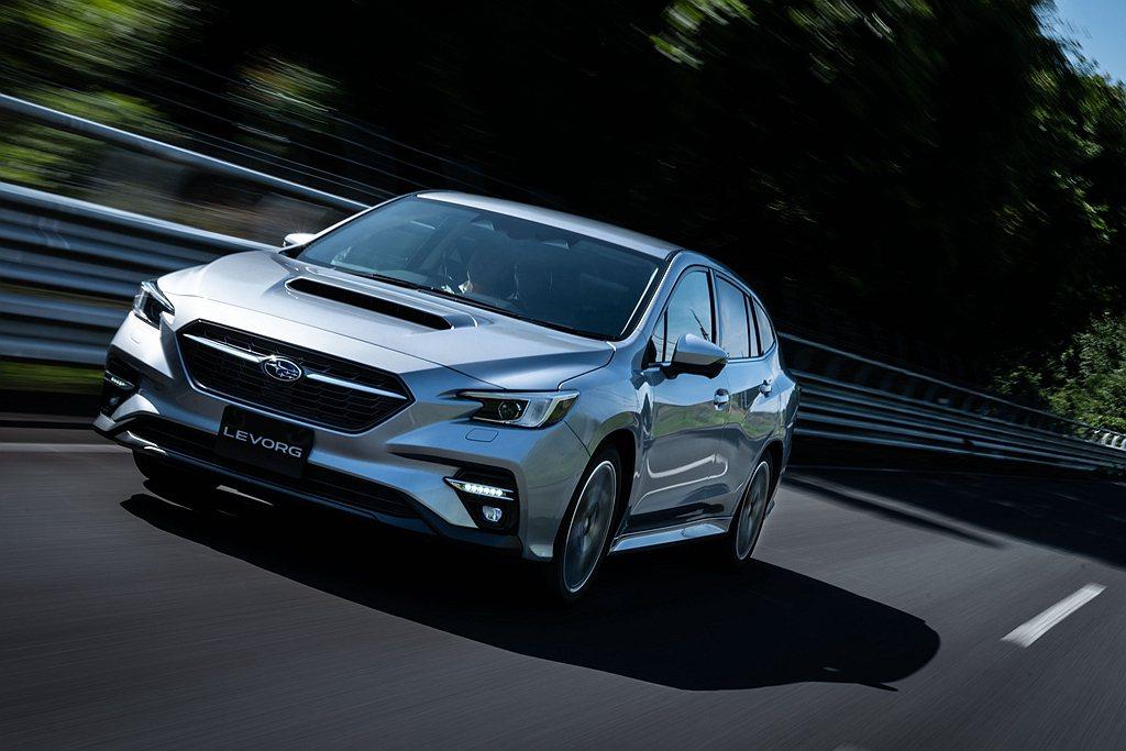 台灣意美汽車宣佈2021年Subaru新車引進計劃,最大亮點為全新大改款Levo...