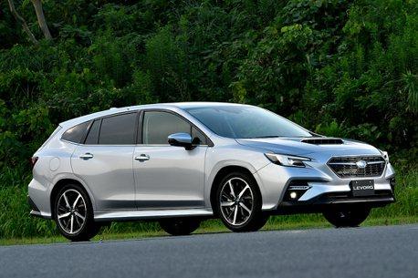 外傳Subaru Levorg旅行車將導入大改款WRX的新引擎?