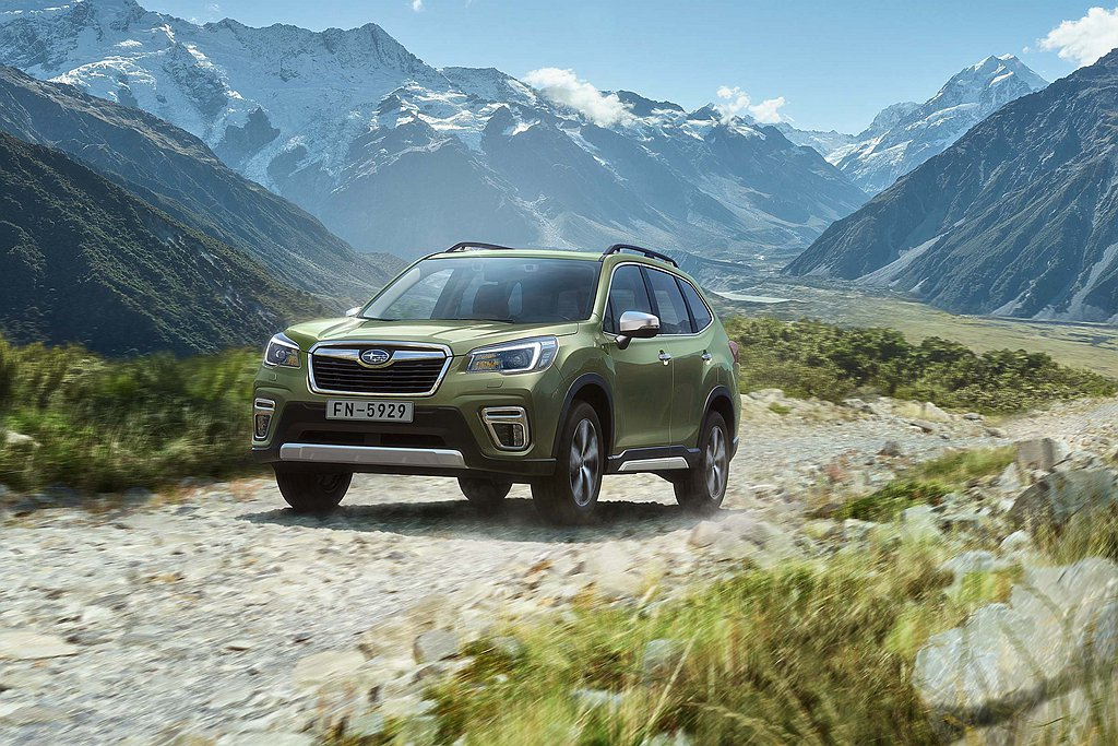 Subaru於2月份全新推出Forester GT Edition/GT Lit...