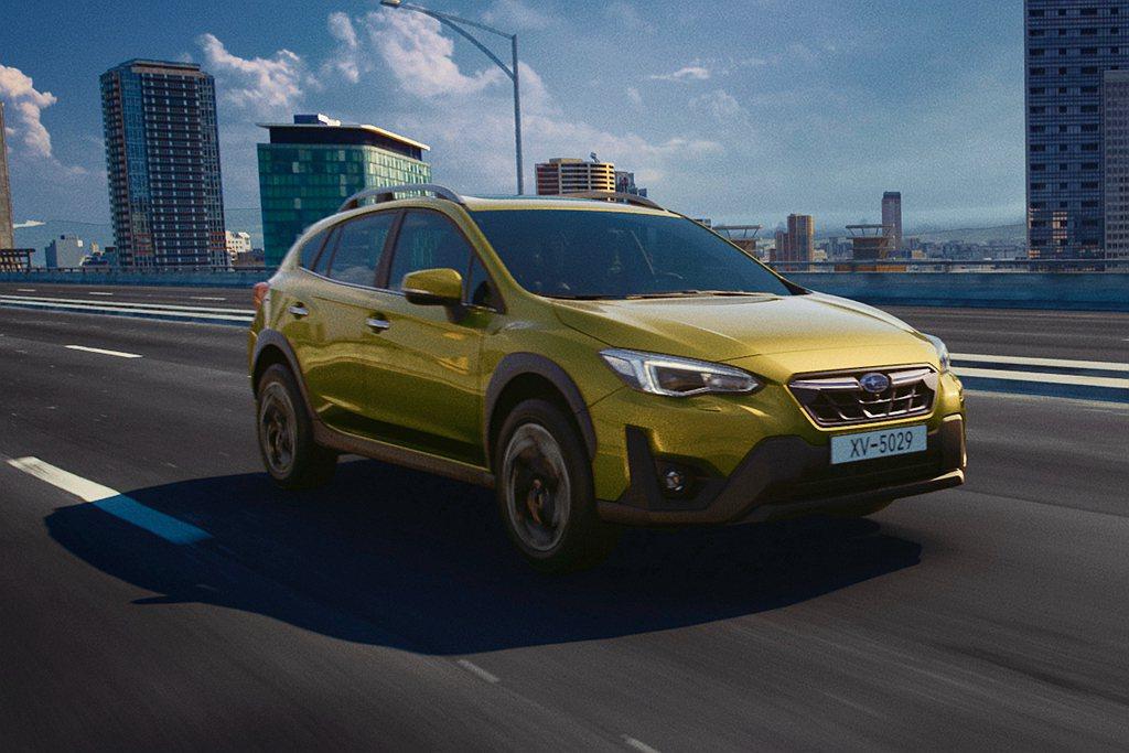 入主2021年式Subaru XV除享有5年或12萬公里原廠保固,同步擁有「Su...