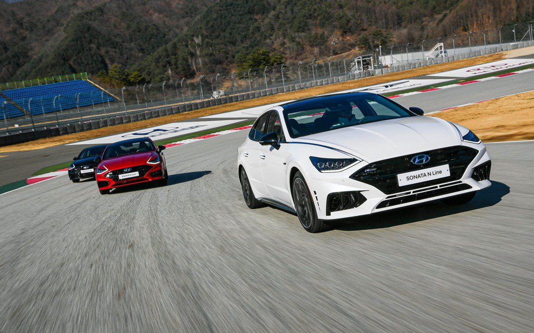 Hyundai Sonata N Line為車系30多年歷史以來,動力最豐沛的車...