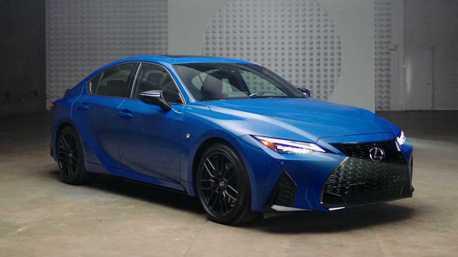 運動化車款還有市場?美國2月份銷售速度排行榜Corvette C8與Lexus IS進榜