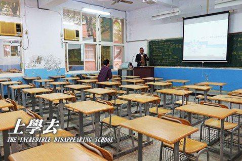 李惠仁《上學去》:台灣高教體系的「私校悲歌」