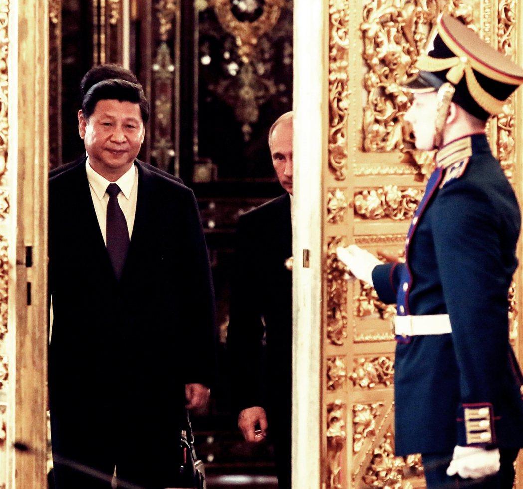 所以...北京該如何從「俄國模式」借鏡? 圖/法新社