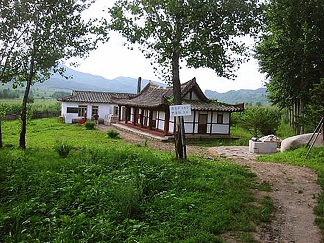 位於吉林省龍井市的尹東柱故居。 圖/維基共享