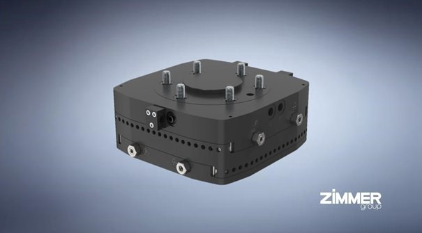 採用全新線性導軌與新結構尺寸的軸補償模組的XYR1000-B系列。 極馬亞洲公司...