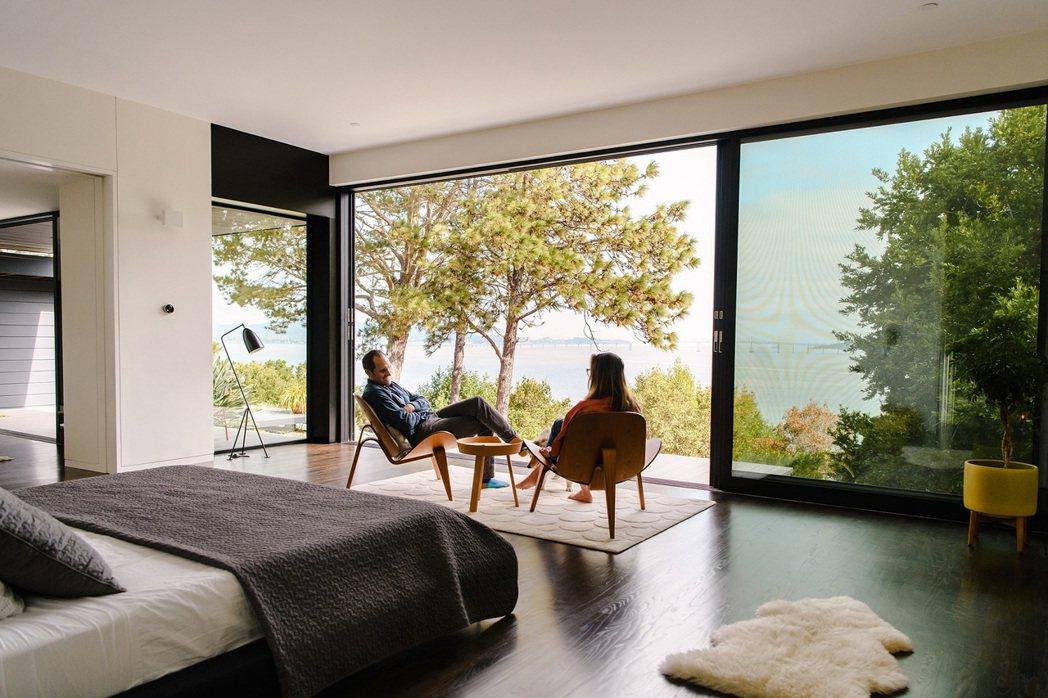 Airbnb 預期 2021 年大自然將成疫後首選的旅遊地點。 Airbnb /...
