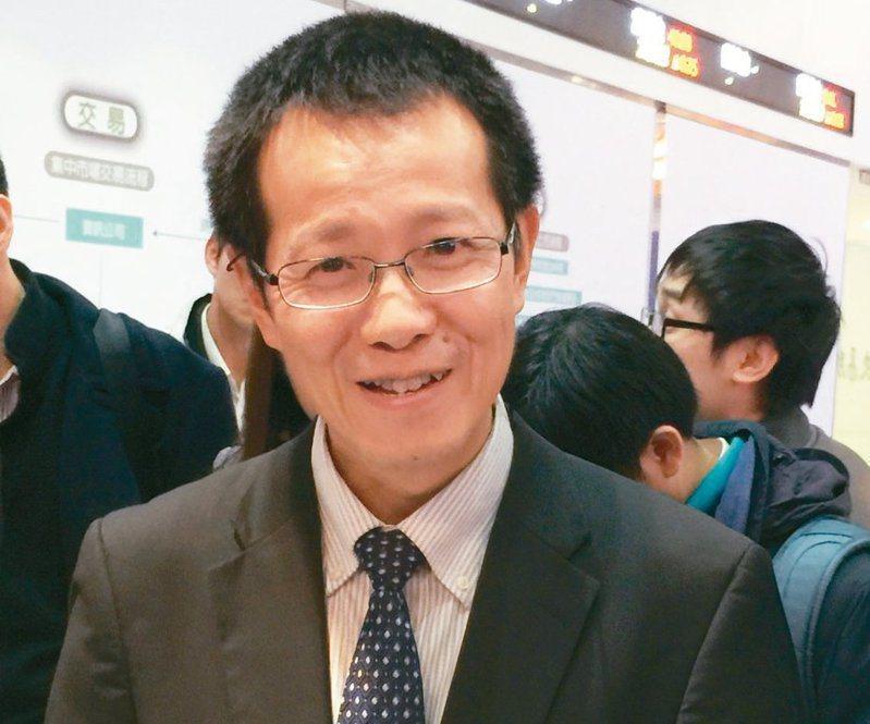 矽力董事長陳偉。報系資料照