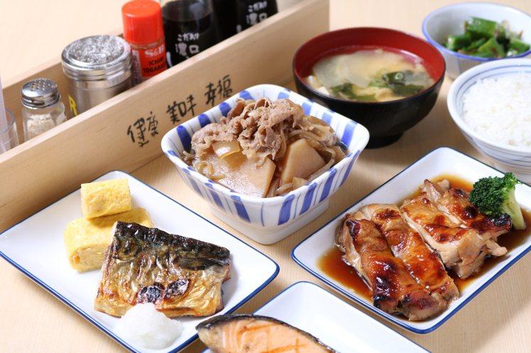 日本最大食堂針對女性推出買1送1的限時優惠。圖/東元餐飲集團提供