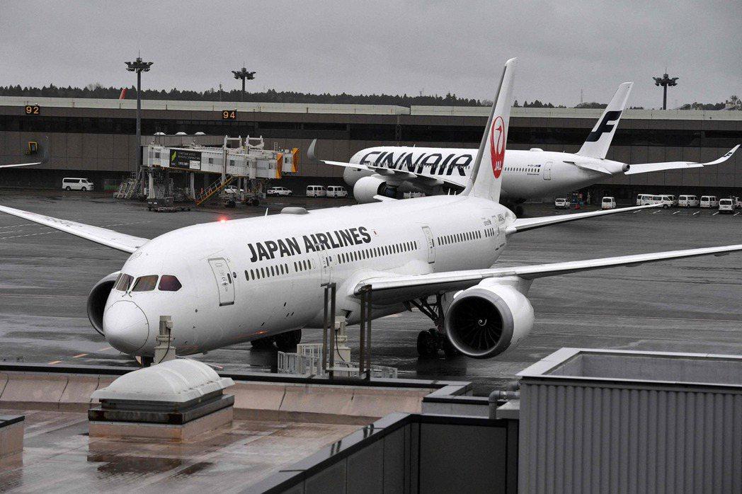 載有涉嫌協助高恩逃亡美籍父子的班機,在2日下午抵達日本成田機場。法新社