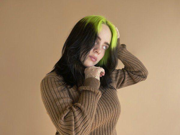 怪奇比莉去年原本預計來台開唱,受疫情取消,連她自己也覺得很可惜。圖/摘自IG