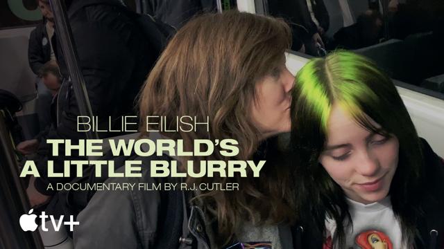 怪奇比莉的紀錄片「怪奇比莉Billie Eilish:我眼中的迷濛世界」不只刻劃...