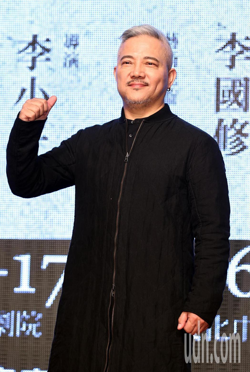 李小平擔任「京戲康啟示錄」導演。記者侯永全/攝影