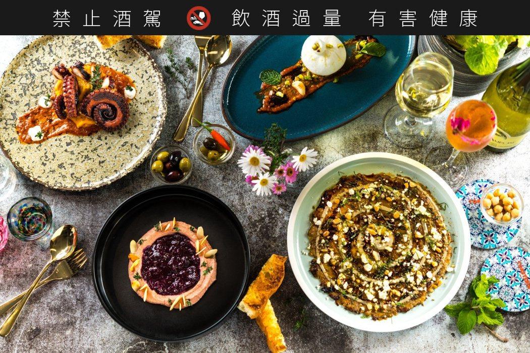 Toasteria Café歡慶13週年,推出全新菜單。圖/Toasteria ...