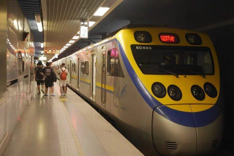八堵到基隆這段是要讓路捷運,還是台鐵照走?遲未有定案。聯合報系資料照