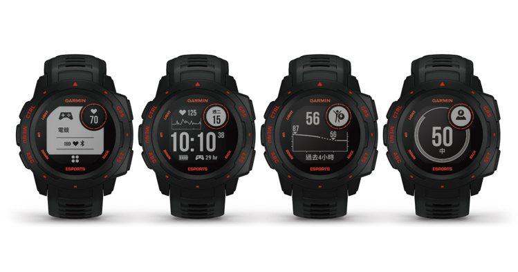 Garmin推出專為玩家打造的本我系列GPS智慧腕表「Instinct Espo...