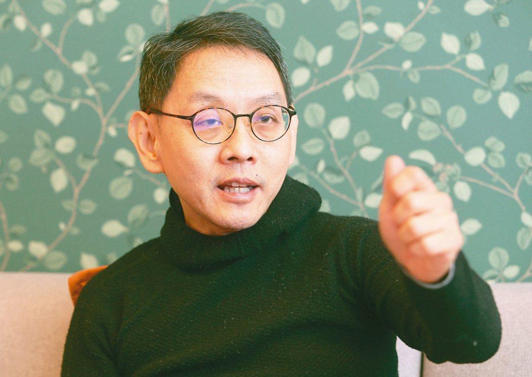 華新科董事長焦佑衡 (本報系資料庫)