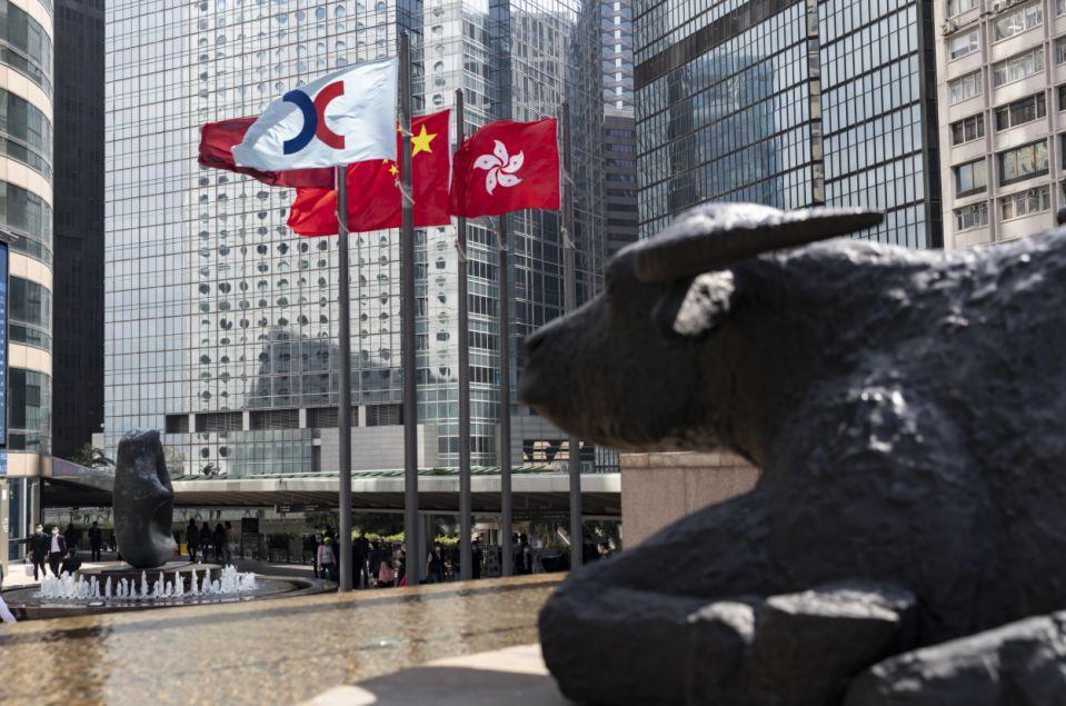 香港當局正在研究是否允許SPAC上市。(圖/取自看看新聞)