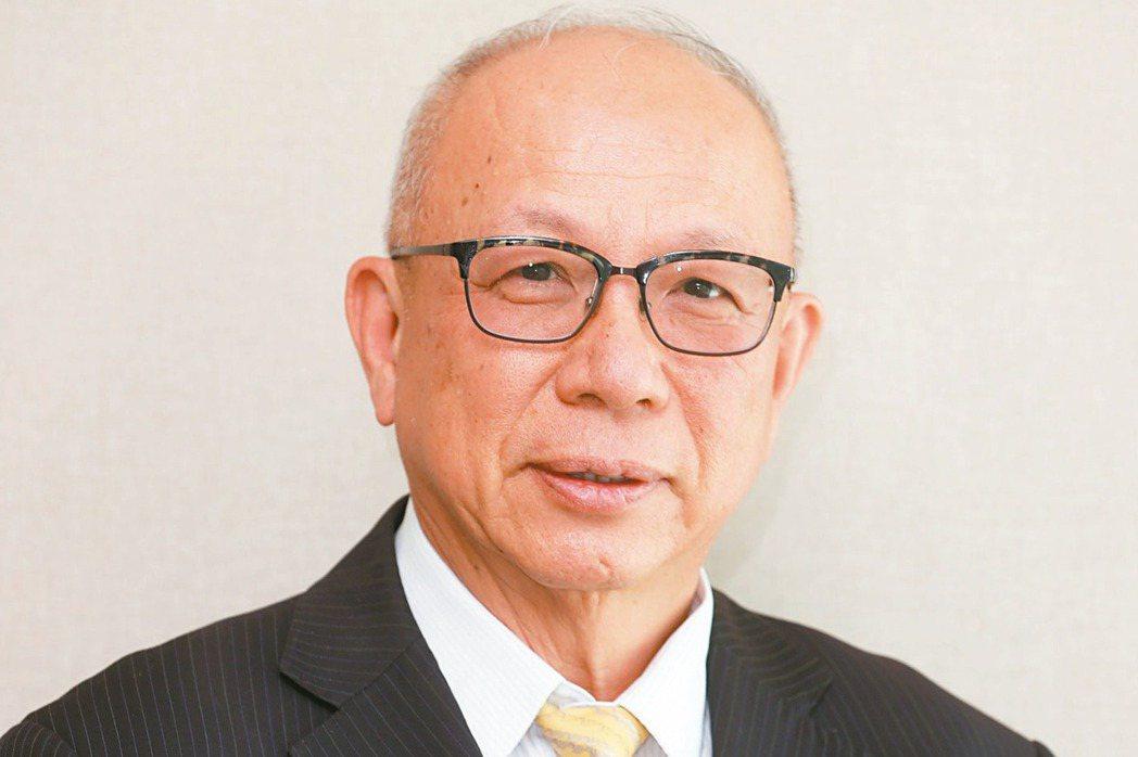 台灣人壽副總經理陳文勇。記者曾吉松/攝影