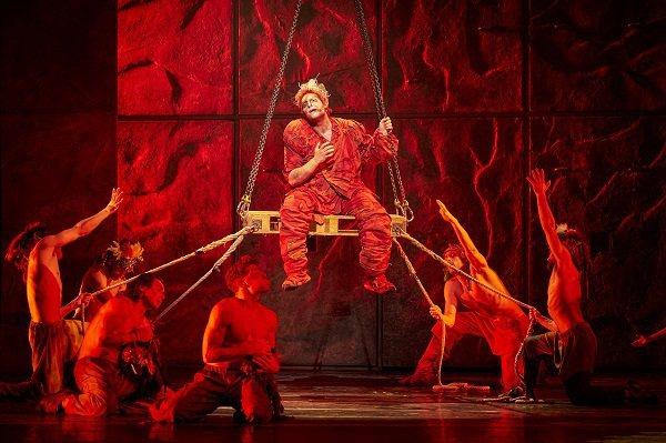 雨果巨作「鐘樓怪人」,音樂劇即將在台首度展開北高雙城巡演。圖/聯合數位文創提供