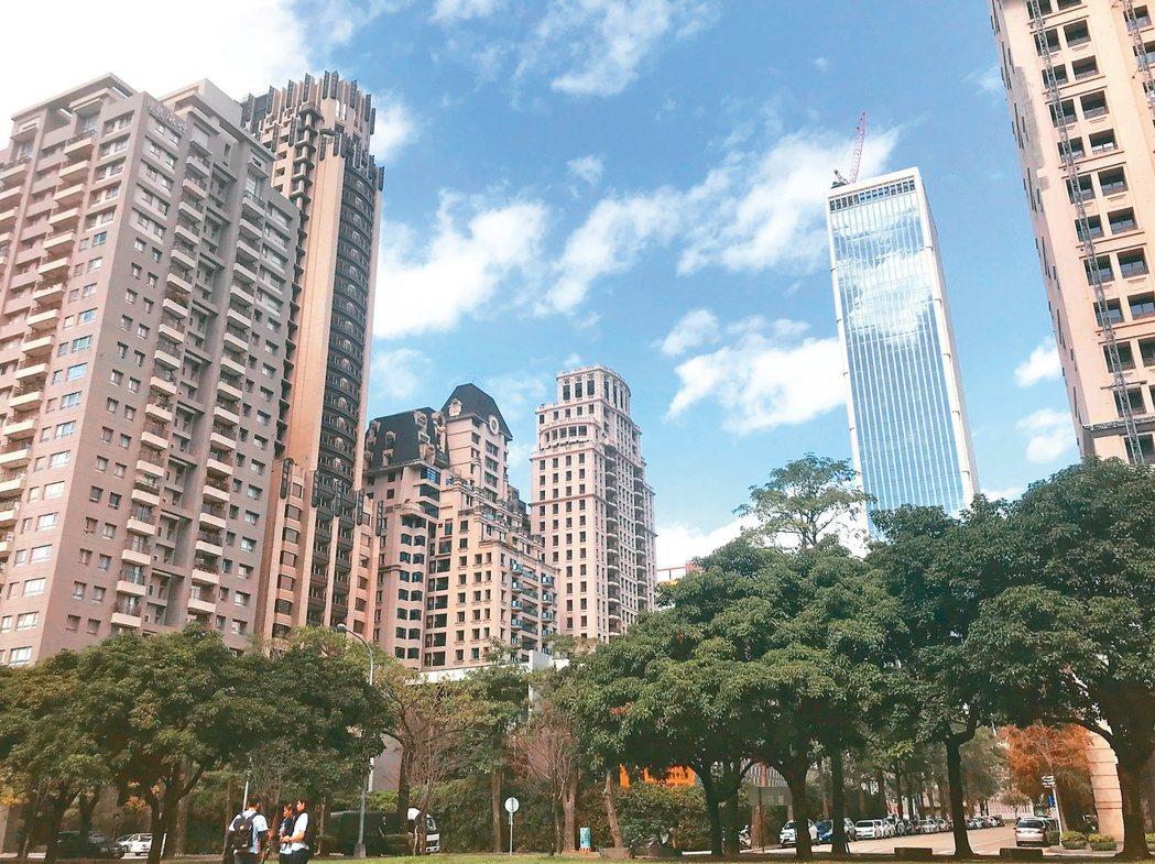 今年1月底建築貸款餘額為新台幣2兆8318億元,月增407億元,比起12月一口氣...