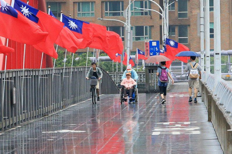 人權組織「自由之家」今天公布2021年全球自由度調查報告,台灣以94分繼續名列自由國家,總分較去年增加1分,在亞洲僅次於日本的96分。報系資料照/記者潘俊宏攝影