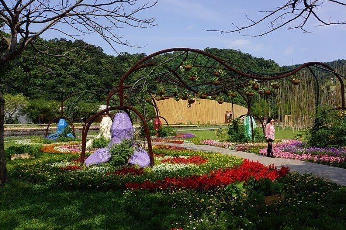 2021宜蘭綠色博覽會(3/27-5/9)。 圖/Wikipedia