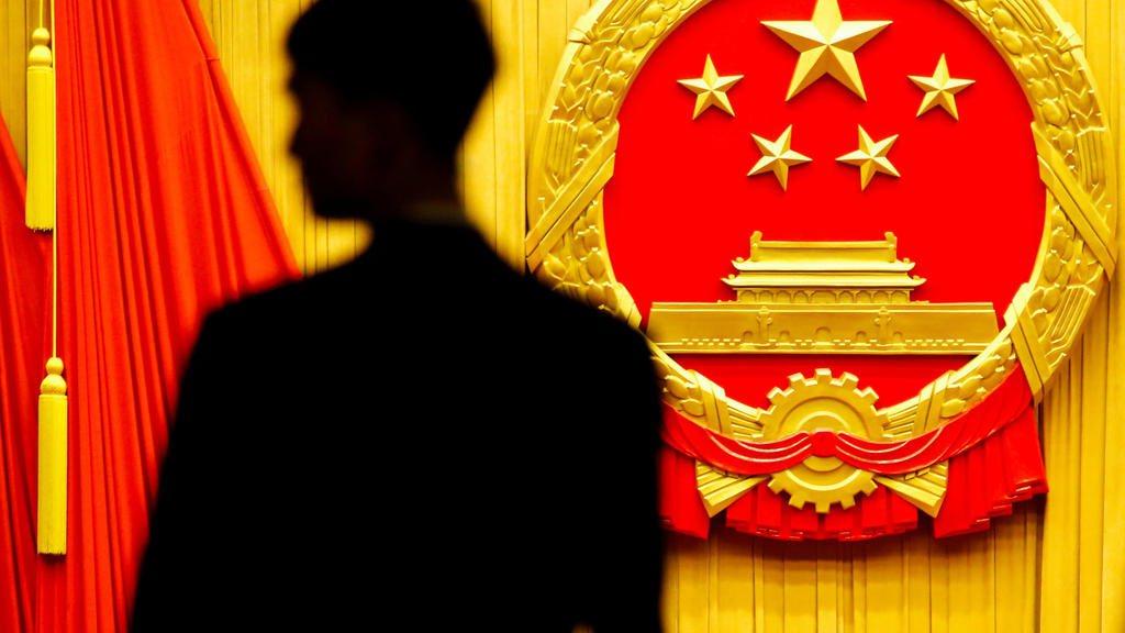 大陸十三屆全國人大第四次會議將於5日於北京召開。 路透社