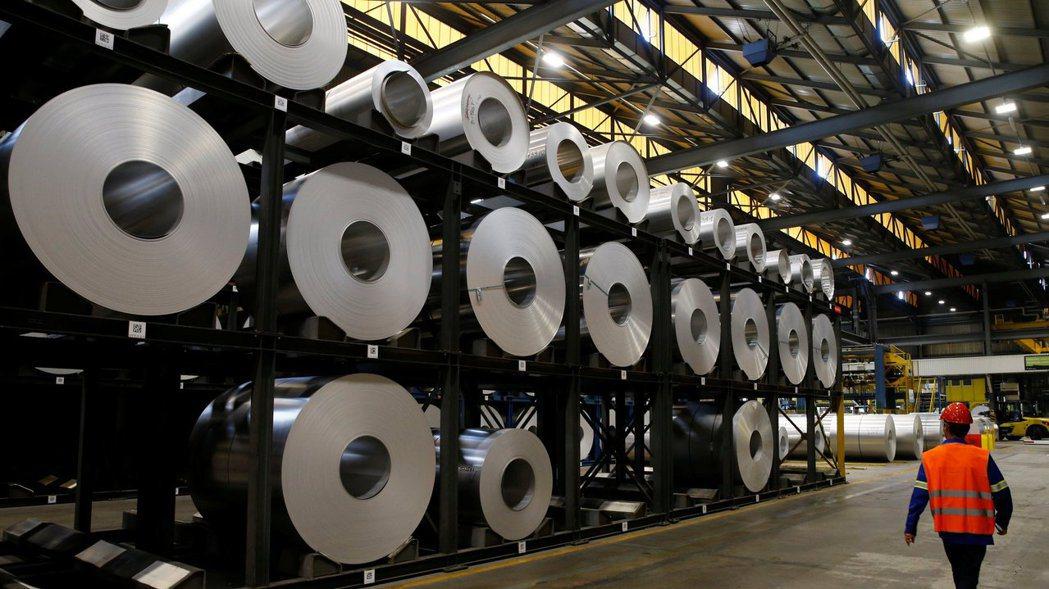 美國商務部對進口鋁板的反傾銷稅終判出爐。(路透)