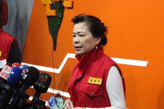 王美花坦言,如果大潭電廠八、九號機無法順利商轉,為了不出現電力缺口,替代方案可能...