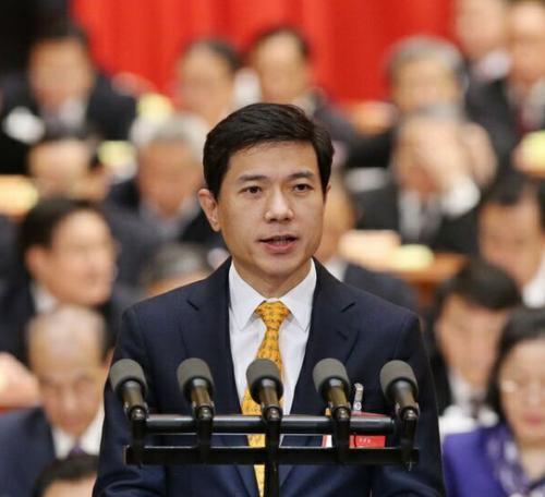 大陸全國政協委員、百度董事長李彥宏。百度圖庫