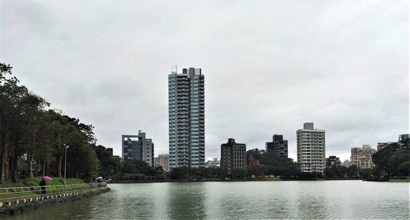 碧湖畔  記者游智文/攝影