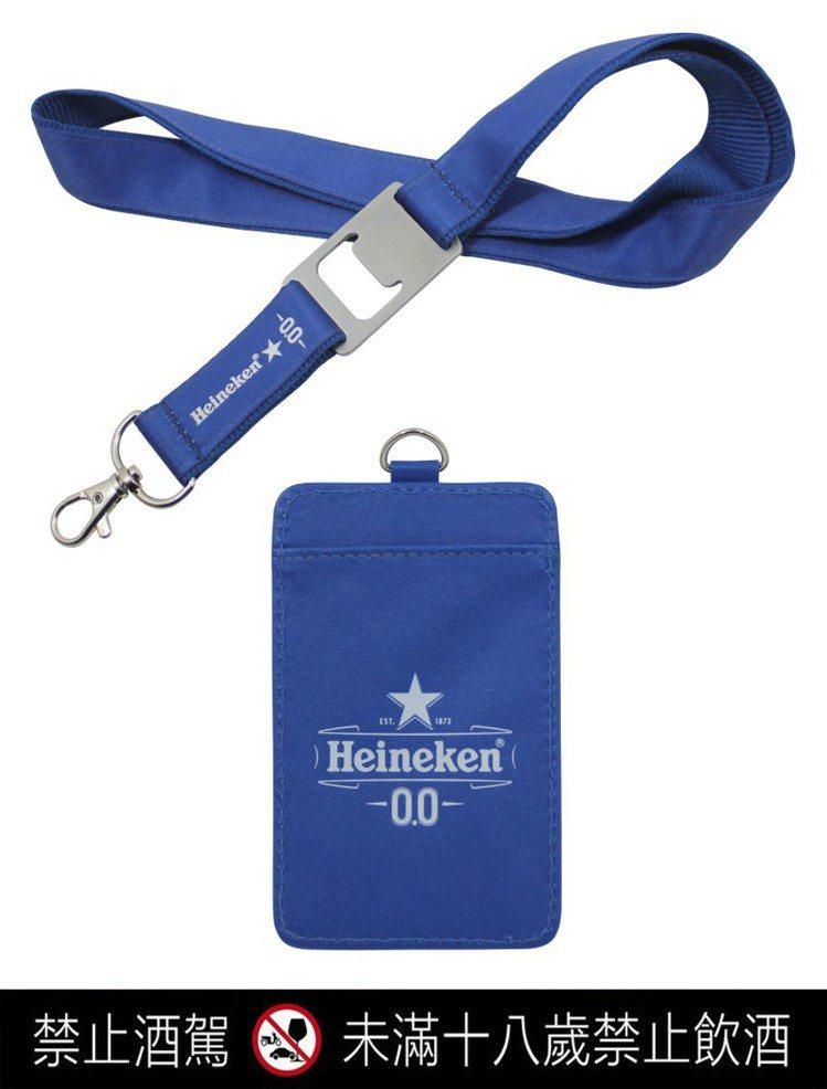 好實用的藍色卡夾組怎麼得到?3月20日前在「momo購物網」或「蝦皮購物」購買海...