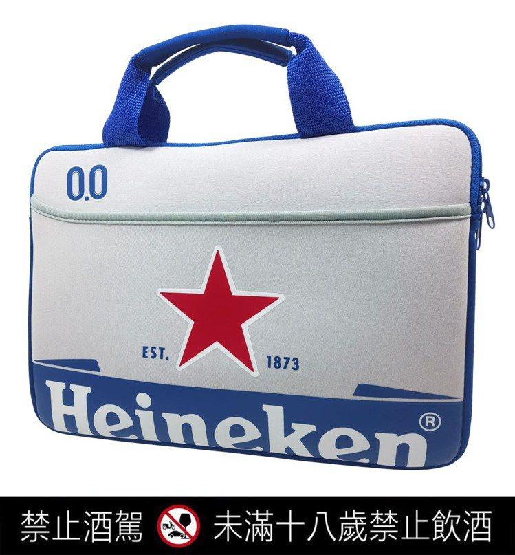 想得到可愛電腦包?3月31日前在PChome24h購物購買「海尼根0.0零酒精」...