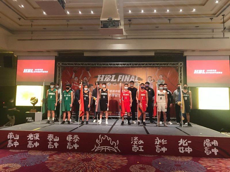 HBL總決賽本周末在台北小巨蛋舉行。記者劉肇育/攝影