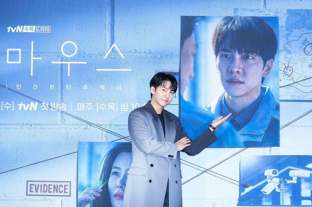 李昇基演出驚悚劇「MOUSE」,自招不想再當正直青年。圖/friDay影音提供