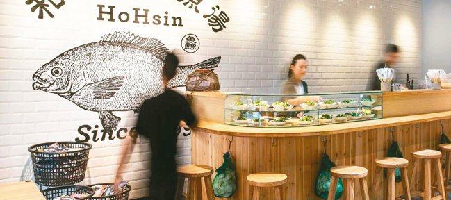 果多設計案例 和興號鮮魚湯 視覺概念來自台灣水產養殖飼料慣用包裝,創新的同時保留...