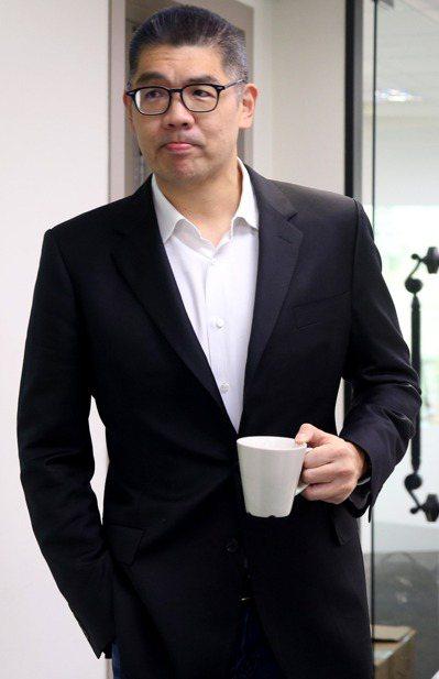國民黨智庫國家政策研究基金會副董事長連勝文。本報資料照片
