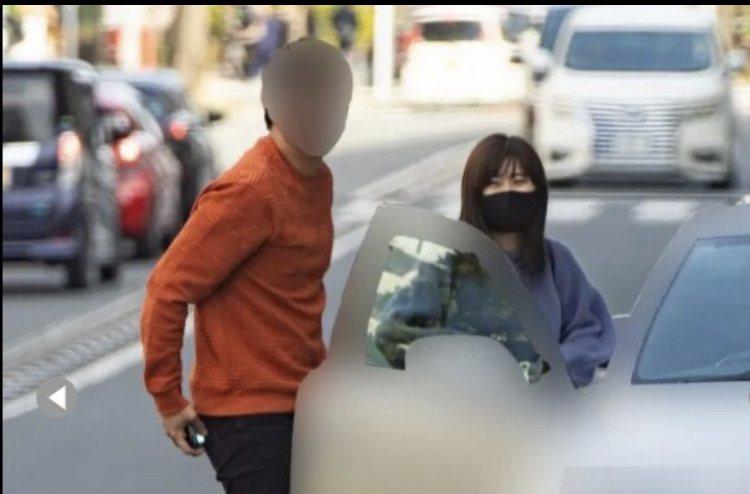 福原愛(左)被爆外遇。(取材自女性seven) 陳建嘉