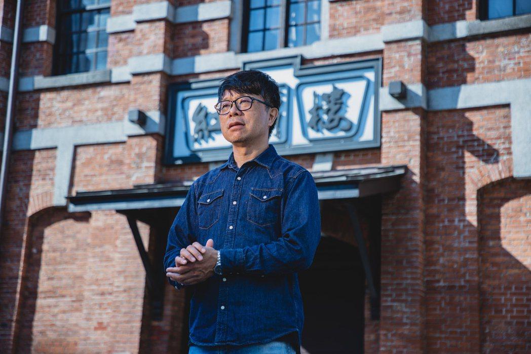 王誌成認為,復刻中華商場最大的挑戰是細節的考究,還有當年西門町周邊環境的還原。記...