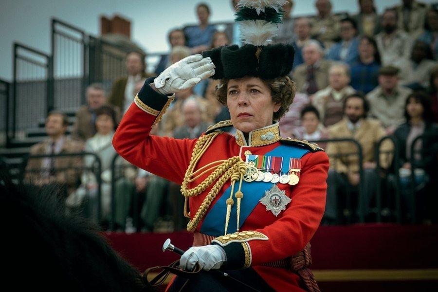 《王冠》劇照。 圖/IMDb